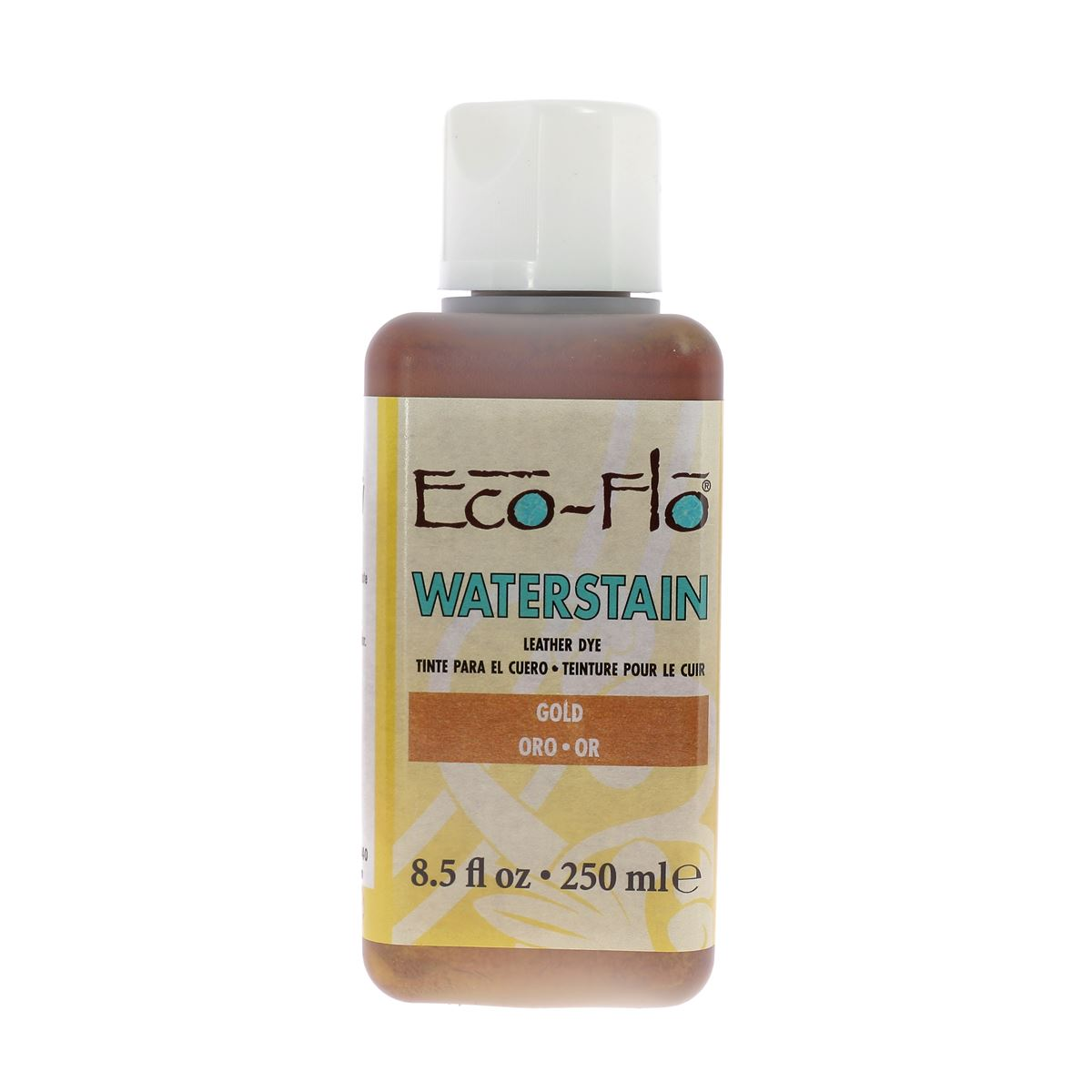 Additif pour teinture ECO-FLO WATERSTAIN - OR / GOLD- 250ml