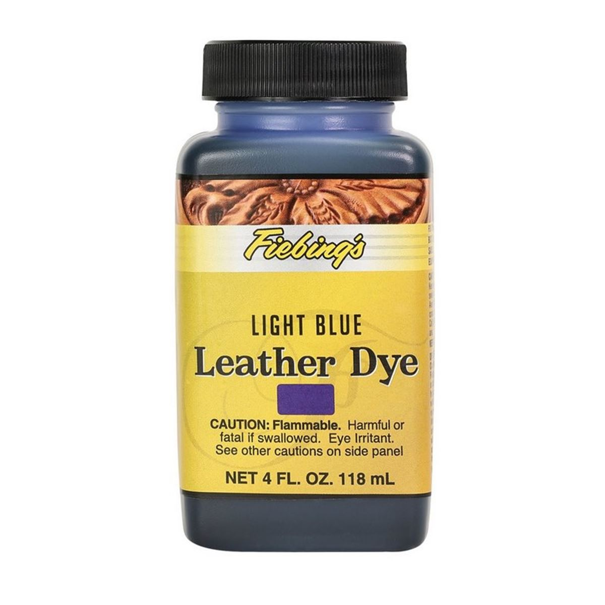 Teinture pour cuir FIEBING'S Leather dye - BLEU - BLUE LIGHT