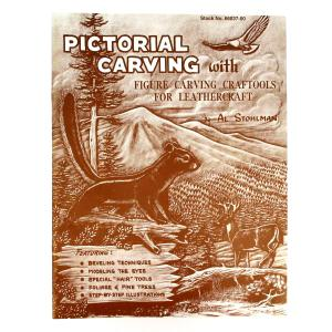"Livre ""PICTORIAL CARVING"" - Repoussage illustré"