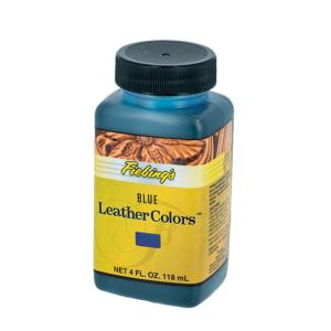 Teinture pour cuir FIEBING'S LEATHER COLORS - Institutional - BLEU - BLUE