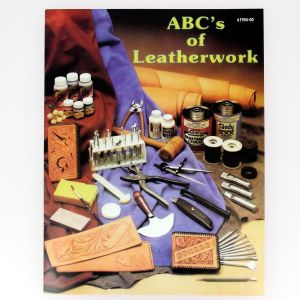 "Livre ""ABC'S OF LEATHERWORK BOOK"" - L'ABC du travail du cuir"