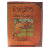 "Livre ""The Stohlman Encyclopedia of Saddle Making"" - L'Encyclopédie de la Fabrication des Selles"