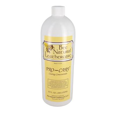 PRO Carv - Bee Natural Leather Care - 32Oz/ 946mL