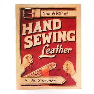 "Livre ""THE ART OF HAND SEWING LEATHER"" - La couture du cuir à la main"