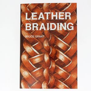 "Livre ""LEATHER BRAIDING"" - Tressage du cuir"