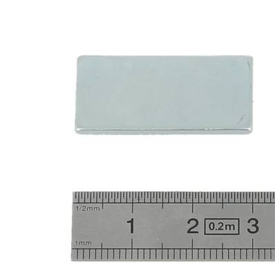 Aimant rectangle - 30 x 15 x 2 mm