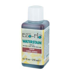 Teinture ECO-FLO WATERSTAIN - ROUGE CRAMOISI / CRIMSON - 250 ml