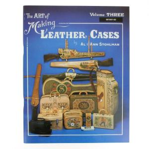 "Livre ""THE ART OF MAKING LEATHER CASES"" - L'art de créer des étuis en cuir - Volume 3"