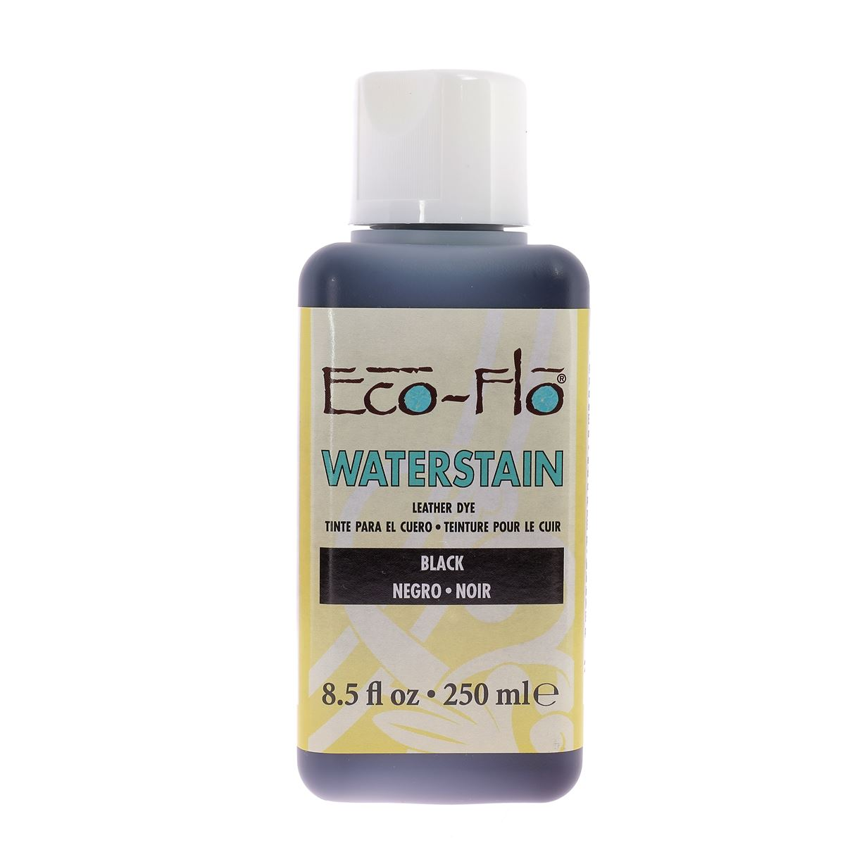 Teinture ECO-FLO WATERSTAIN - NOIR / BLACK - 250ml